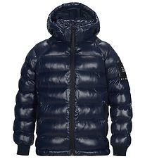 Peak Performance Padded Jacket - Blue Shadow