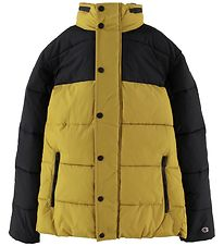 Champion Fashion Padded Jacket - Yellow/Black