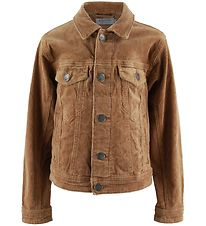 Hound Lightweight Jacket - Corduroy - Brown
