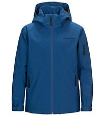 Peak Peformance Winter Coat - Maroon - True Blue