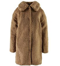 Grunt Winter Coat - Teddy - Light Brown