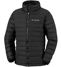 Columbia Padded Jacket - Powder Lite - Black