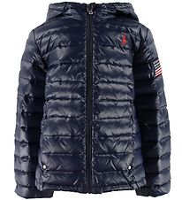 Polo Ralph Lauren Down Jacket - Cruise l - Navy
