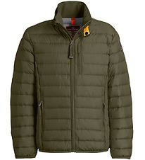 Parajumpers Down Jacket - Ugo - Military