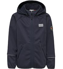 Lego Wear Softshell Jacket - Sam - Navy