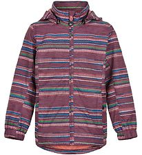 Color Kids Lightweight Jacket - Elisabeth - Crushed Violets