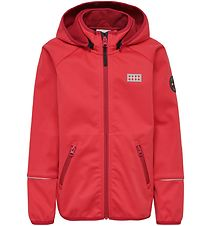 Lego Wear Softshell Jacket - Sam - Pink