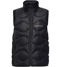 Peak Performance Down Gilet - Heliuv - Black