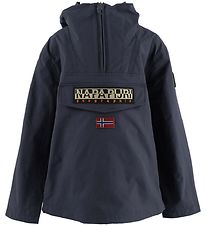 Napapijri Lightweight Jacket - Rainforest Sum 2 - Navy