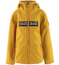 Napapijri Lightweight Jacket - Rainforest S OP 2 - Yellow