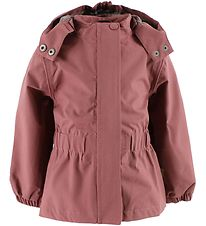 byLindgren Rain Jacket - PE - Little Rigmor - Raspberry