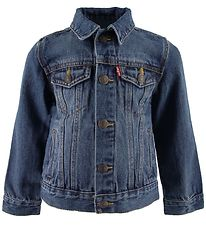 Levis Denim Jacket - Blue Denim