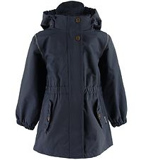 Mikk-Line Lightweight Jacket -  Navy