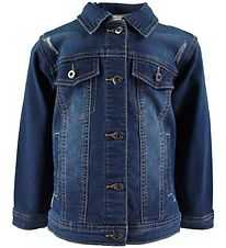 Hust and Claire Denim Jacket - Ebbe - Dark Blue Denim