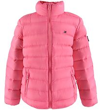 Tommy Hilfiger Down Jacket - U Light Down - Pink