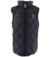 GANT Padded Gilet - Diamond Puffer - Black