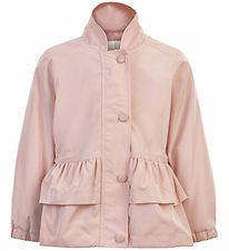 Creamie Lightweight Jacket - Spring - Rose Smoke
