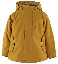 Mini A Ture Winter Coat - Wally - Buckthorn Brown