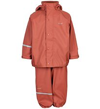 CeLaVi Rainwear - PU - Redwood