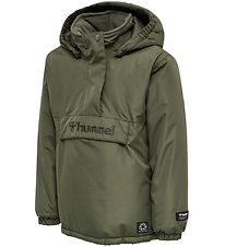 Hummel Winter Coat - HMLCozy - Olive Night