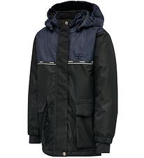 Hummel Winter Coat - HMLWest - Black Iris