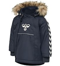 Hummel Winter Coat - HMLJessie - Black Iris