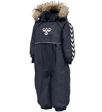 Hummel Snowsuit - HMLMoon - Blue