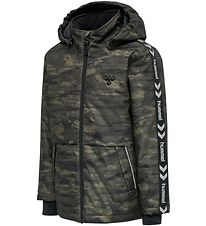 Hummel Winter Coat - HMLCosmo - Green