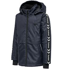 Hummel Winter Coat - HMLCosmo - Blue