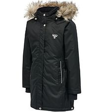 Hummel Winter Coat - HMLMartha - Black