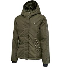 Hummel Winter Coat - HMLVivi - Green