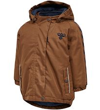 Hummel Winter Coat - HMLPolar - Brown