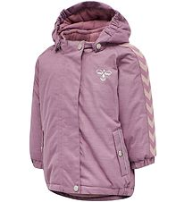 Hummel Winter Coat - HMLPolar - Purple