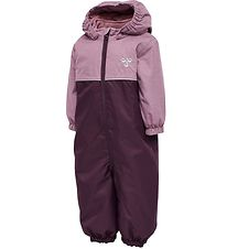Hummel Snowsuit - HMLSnoopy - Purple