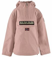 Napapijri Winter Coat - Rainforest - Pink Woodrose