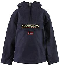 Napapijri Winter Coat - Rainforest - Blue Marine