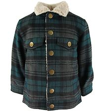Soft Gallery Jacket - Bayou - Wool/Polyester - Green