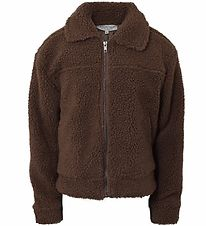 Hound Fleece Jacket - Mocha