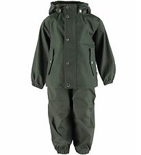 Liewood Rainwear - Parker - Hunter Green