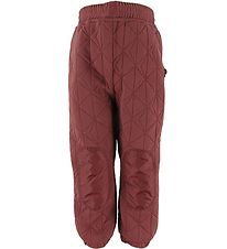byLindgren Thermo Trousers - Sigrid - Ruby Red