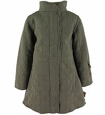 byLindgren Thermo Jacket - Sigrid - Dusty Olive