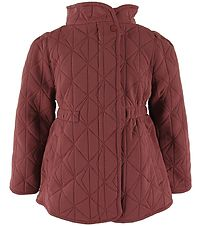 byLindgren Thermo Jacket - Signe - Ruby Red