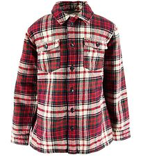Tommy Hilfiger Jacket - Teddy Check - Red Check