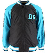 Dolce & Gabbana Jacket - Black/Blue