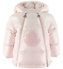 Moncler Down Jacket - Plug - Rose