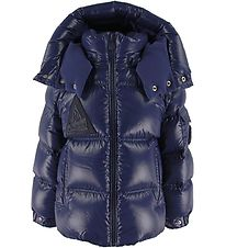 Moncler Down Jacket - Ecrins - Blue
