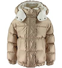 Moncler Down Jacket - Daos - Gold