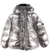 Finger In The Nose Down Jacket - Snowflow - Silver