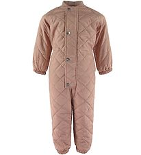 Liewood Thermosuit - Frankie - Recycled - Dark Rose