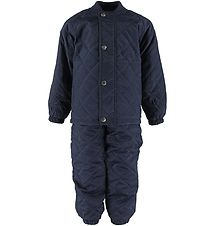 Liewood Thermo Set - Bowen - Recycled - Navy
